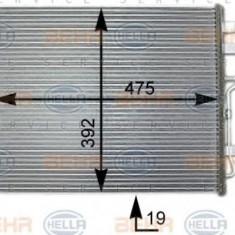 Condensator, climatizare HYUNDAI ELANTRA 1.6 CRDi - HELLA 8FC 351 303-221 - Radiator aer conditionat