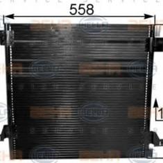 Condensator, climatizare MERCEDES-BENZ M-CLASS ML 320 - HELLA 8FC 351 038-721 - Radiator aer conditionat