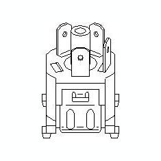Comutator ventilator, incalzire/ventilatie AUDI 4000 1.3 - TOPRAN 102 691