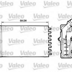 Schimbator caldura, incalzire habitaclu PEUGEOT 306 limuzina 2.0 S16 - VALEO 812005 - Sistem Incalzire Auto