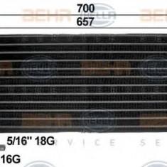 Condensator, climatizare MAN F 2000 19.233 FC CNG - HELLA 8FC 351 300-061 - Radiator aer conditionat