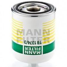 Element filtrant uscator aer, compresor SCANIA 4 - series 94 D/220 - MANN-FILTER TB 1374/3 x