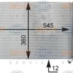 Condensator, climatizare KIA RIO II 1.5 CRDi - HELLA 8FC 351 303-131 - Radiator aer conditionat