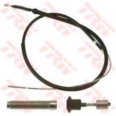 Cablu, frana de parcare VW CORRADO 1.8 G60 - TRW GCH1656