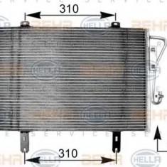 Condensator, climatizare RENAULT KANGOO 1.2 - HELLA 8FC 351 038-591 - Radiator aer conditionat