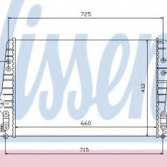 Intercooler, compresor AUDI A6 limuzina 2.5 TDI - NISSENS 96706 - Intercooler turbo