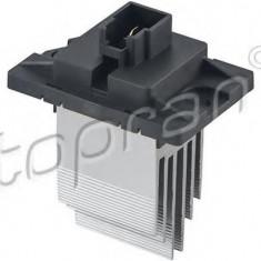 Rezistor, ventilator habitaclu HYUNDAI ix20 1.4 - TOPRAN 821 196 - Motor Ventilator Incalzire