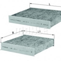 Filtru, aer habitaclu CITROËN DS3 1.6 Racing - KNECHT LAK 191/S - Filtru polen