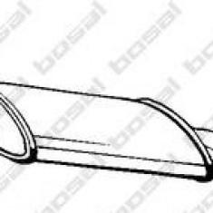 Toba esapamet intermediara HYUNDAI CLICK 1.1 - BOSAL 284-307 - Toba finala auto