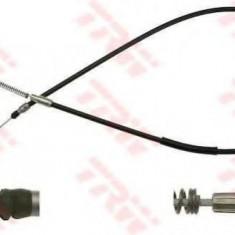 Cablu, frana de parcare VW LT28-50  bus 2.4 D - TRW GCH2340
