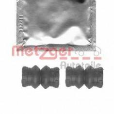 Set accesorii, etrier frana CHEVROLET Spark 0.8 LPG - METZGER 113-1347 - Arc - Piston - Garnitura Etrier