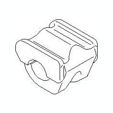 Bucsa, bara stabilizatoare VW POLO 55 1.3 - TOPRAN 108 995 - Bieleta antiruliu