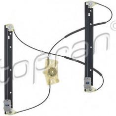 Mecanism actionare geam AUDI A6 limuzina 3.0 TFSI quattro - TOPRAN 113 604 - Macara geam
