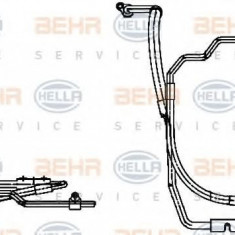 Conducta presiune variabila, aer conditionat FORD FIESTA VI 1.6 TDCi - HELLA 9GS 351 338-411 - Furtunuri aer conditionat auto
