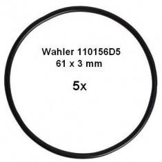 Garnitura, conducta supapa-AGR VW LT Mk II bus 2.5 TDI - WAHLER 110156D5 - Sistem formare amestec