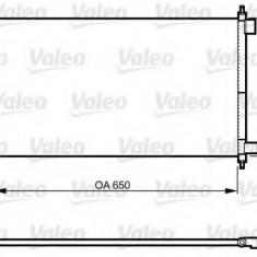 Condensator, climatizare NISSAN JUKE 1.6 DIG-T 4x4 - VALEO 814221 - Radiator aer conditionat