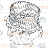 Ventilator, habitaclu OPEL MOVANO autobasculanta 2.5 DTI - HELLA 8EW 009 158-211