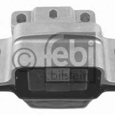 Suport, transmisie manuala SEAT LEON 1.6 TDI - FEBI BILSTEIN 22724 - Tampon cutie viteze