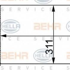 Condensator, climatizare FIAT IDEA 1.3 D Multijet - HELLA 8FC 351 301-711 - Radiator aer conditionat