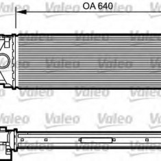 Intercooler, compresor MERCEDES-BENZ SPRINTER 3-t bus 224 - VALEO 817994 - Intercooler turbo
