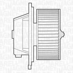 Ventilator, habitaclu FIAT PUNTO 55 1.1 - MAGNETI MARELLI 069412501010, Magneti Marelli