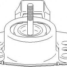 Suport motor RENAULT MASTER II bus 2.5 dCi - TOPRAN 207 756 - Suporti moto auto