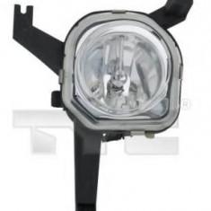 Proiector ceata PEUGEOT 306 hatchback 1.9 D - TYC 19-0231001