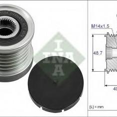 Sistem roata libera, generator RENAULT VEL SATIS 3.0 dCi - INA 535 0038 10 - Fulie