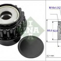 Sistem roata libera, generator VOLVO V60 T6 AWD - INA 535 0175 10 - Fulie