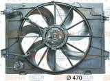 Ventilator, radiator HYUNDAI TUCSON 2.0 - HELLA 8EW 351 034-511, PIERBURG