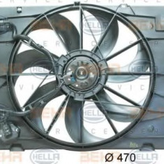 Ventilator, radiator HYUNDAI TUCSON 2.0 - HELLA 8EW 351 034-511 - Ventilatoare auto PIERBURG