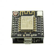 Placă de Dezvoltare cu ESP8266 ESP-12F Witty Cloud mini nodemcu arduino - Adeziv