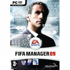 Fifa Manager 09 Pc - Jocuri PC Electronic Arts