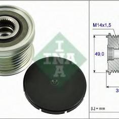 Sistem roata libera, generator BMW 5 520 i - INA 535 0268 10 - Fulie