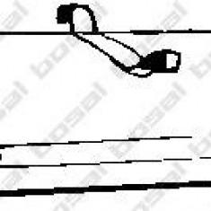 Toba esapament finala VW CARAT 1.3 - BOSAL 233-269 - Toba finala auto