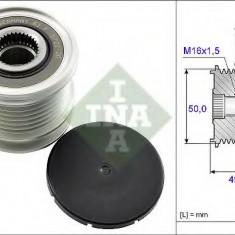 Sistem roata libera, generator MERCEDES-BENZ CLS CLS 350 CDI - INA 535 0140 10 - Fulie