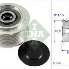 Sistem roata libera, generator HONDA CIVIC IX 2.2 i-DTEC - INA 535 0229 10 - Fulie
