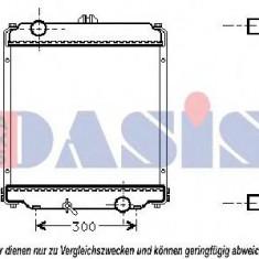 Radiator, racire motor MITSUBISHI Canter Canter 35 - AKS DASIS 140021N - Radiator racire KLOKKERHOLM