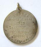 B122 MARTURIE DE BOTEZ 1920
