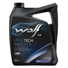 Ulei de transmisie - WOLF 8303012 - Ulei transmisie
