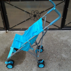 Carucior sport, Mini, Albastru +6 luni - 3 ani - Carucior copii Sport Altele, Altele