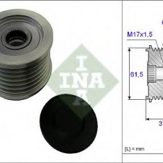 Sistem roata libera, generator LANCIA KAPPA 2.4 T.DS - INA 535 0023 10 - Fulie