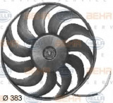 Ventilator, radiator AUDI A6 limuzina 3.0 TFSI quattro - HELLA 8EW 351 034-781, PIERBURG
