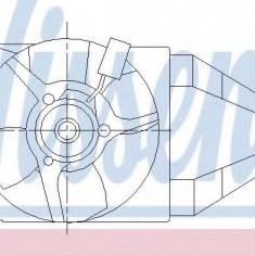 Ventilator, radiator OPEL VITA B 1.2 i - NISSENS 85192 - Electroventilator auto