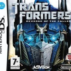Transformers Revenge Of The Fallen Autobots Nintendo Ds - Jocuri Nintendo DS Activision, Actiune, 12+