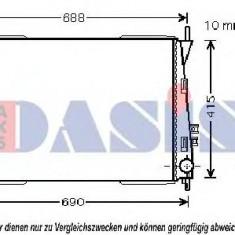 Radiator, racire motor JAGUAR X-TYPE limuzina 2.2 D - AKS DASIS 370045N, KLOKKERHOLM