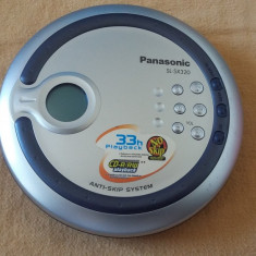 CD PLAYER PANASONIC SL-SX320