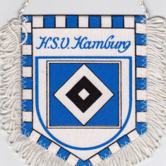 Fanion fotbal HSV HAMBURG (Germania)