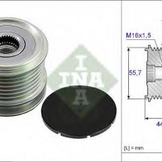 Sistem roata libera, generator MERCEDES-BENZ SPRINTER 3, 5-t bus 318 CDI - INA 535 0042 10 - Fulie