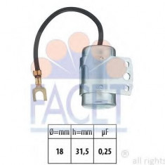 Condensator, aprindere FIAT 127 0.9 - FACET 0.0390 - Delcou